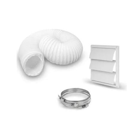 Kit de Instalação Coifa de PVC (120MM)