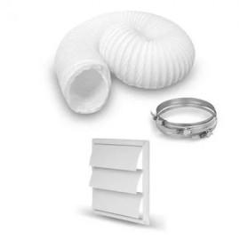 Kit Ventilação Externa para Secadora - Masterlux